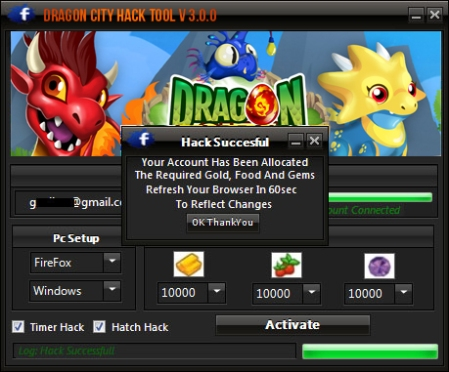 Dragon City Gemmes Gratuit
